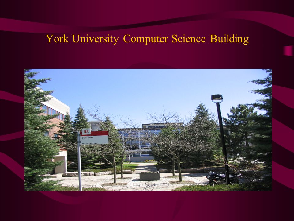 York University Computer Science Building