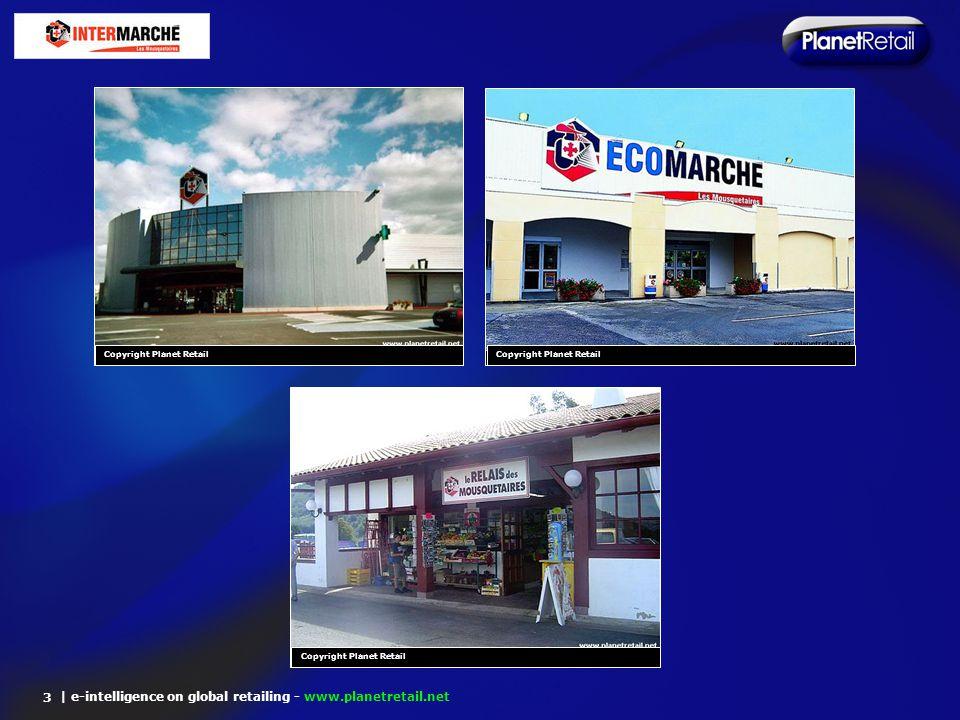 | e-intelligence on global retailing - www.planetretail.net 3 Copyright Planet Retail