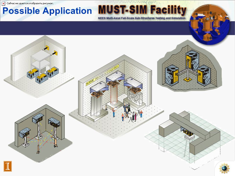 NEESR-SG 2005  Pre-NEESR Multi-Site Soil-Structure-Foundation Interaction Test (MISST), Bill F.