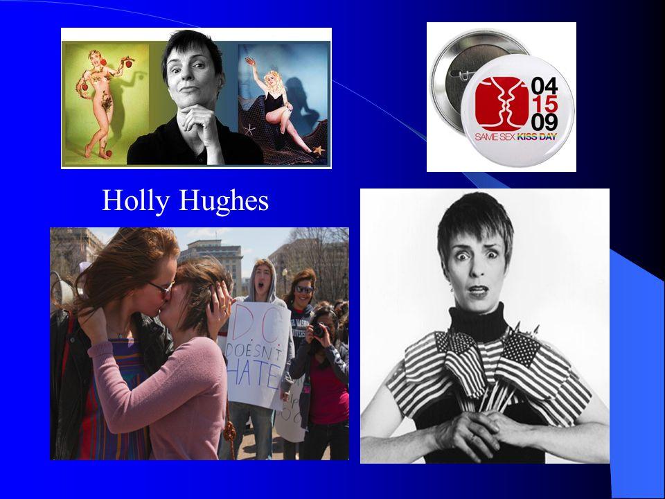 Holly Hughes