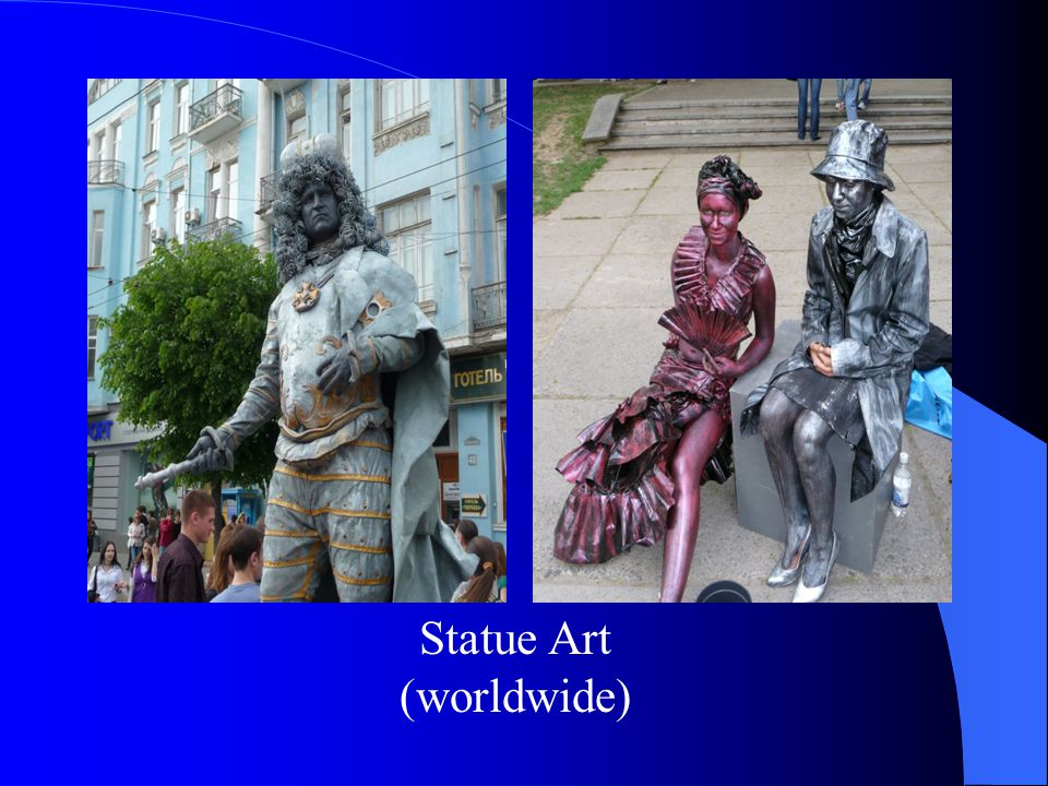 Statue Art (worldwide)