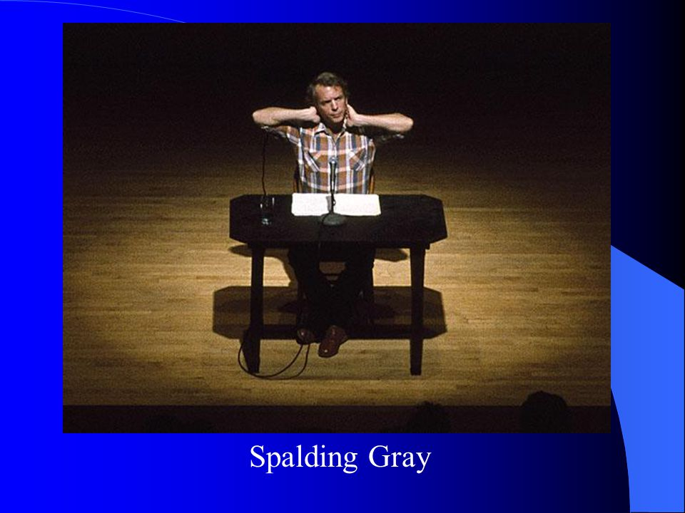 Spalding Gray