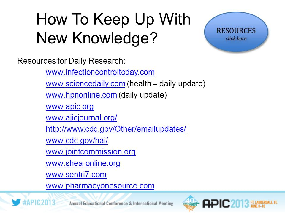 How To Keep Up With New Knowledge.