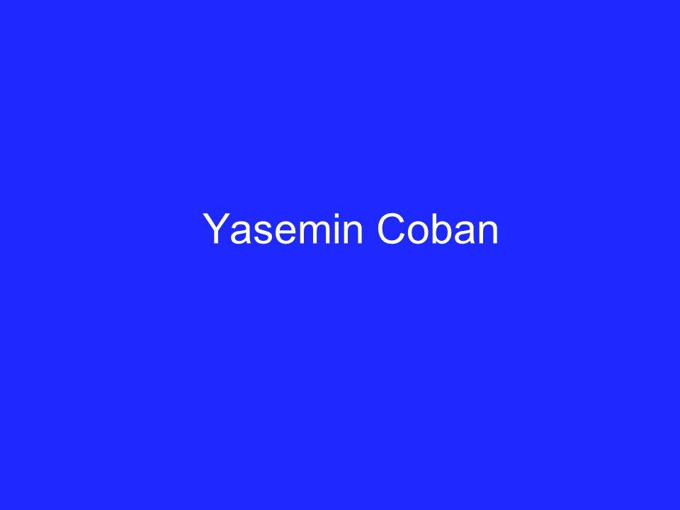 Yasemin Coban