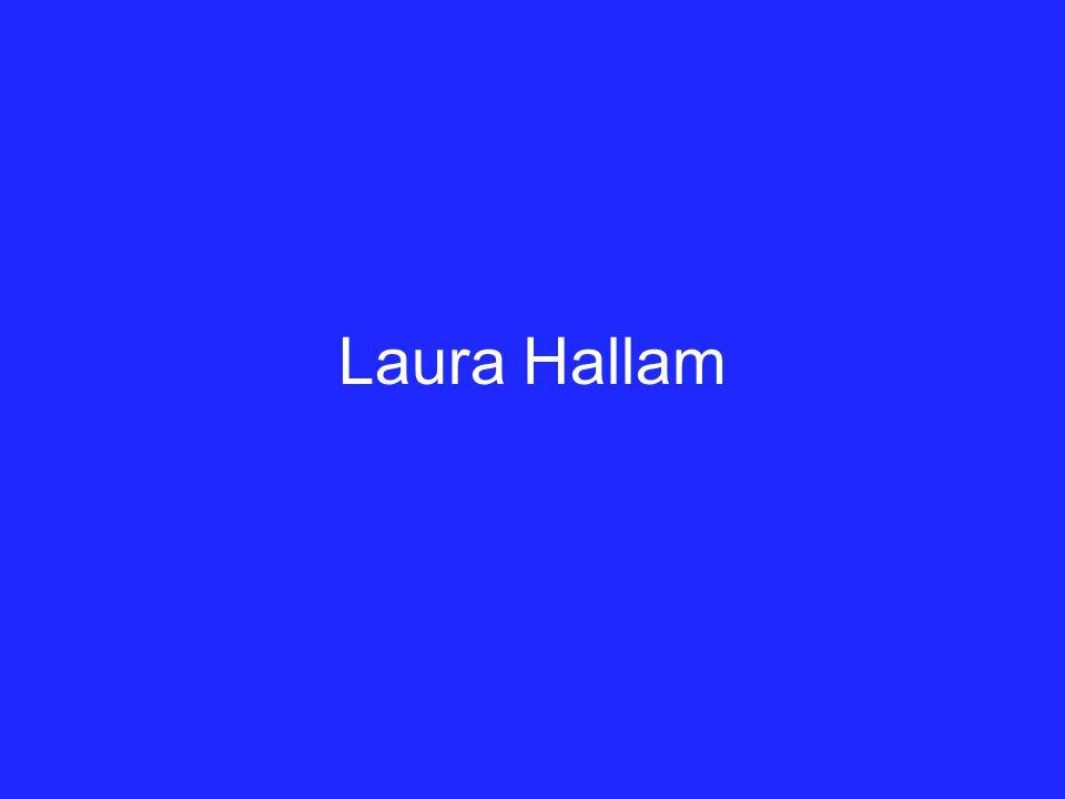 Laura Hallam
