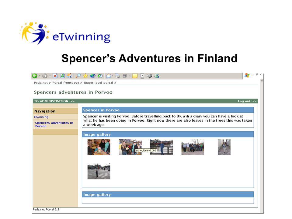E Twinning with Finland Partnership