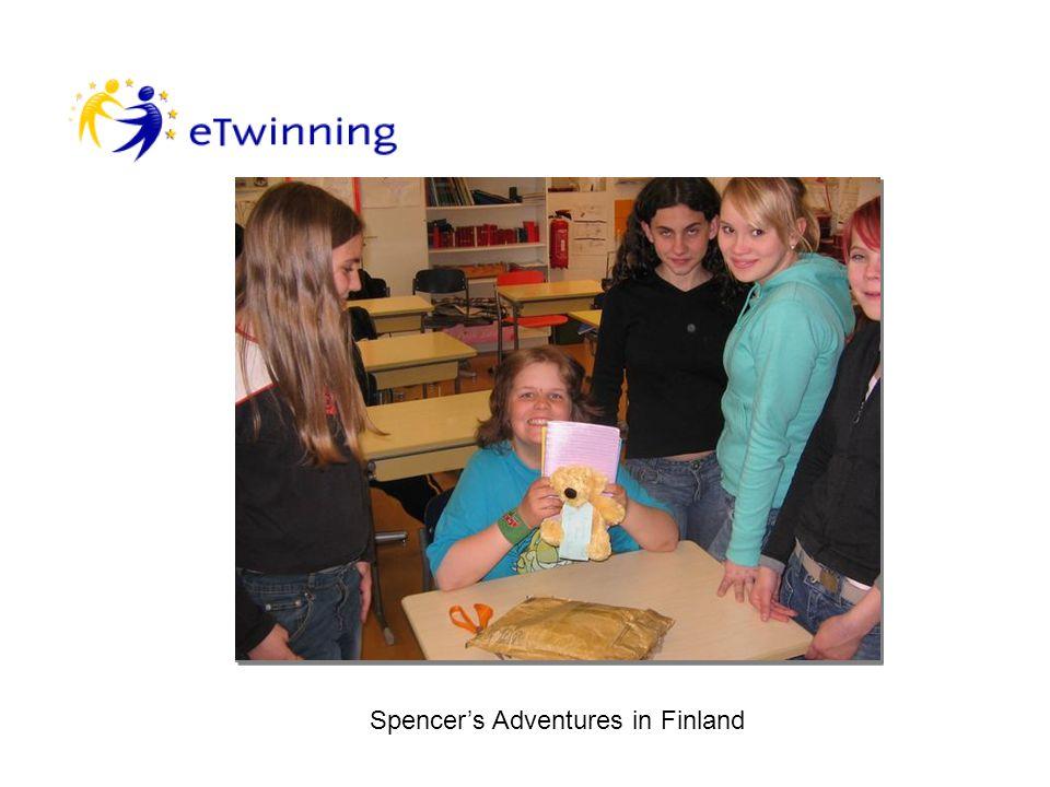 Spencer's Adventures in Finland