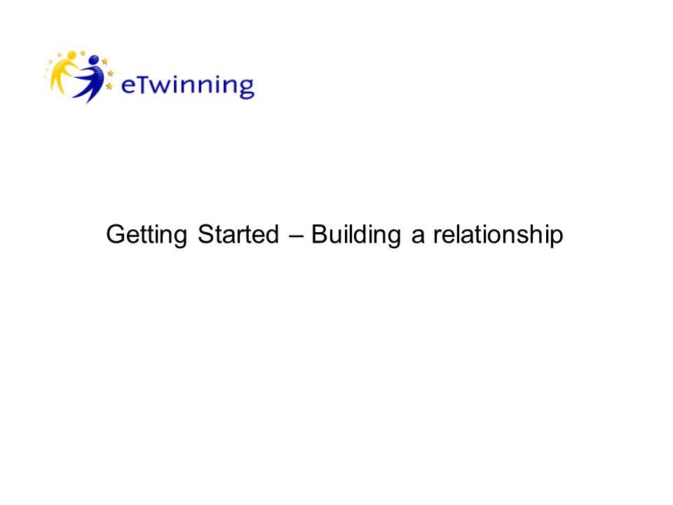 Key Elements Building an effective eTwinning relationship between schools and participating teachers Communication tools for eTwinning Educational ben