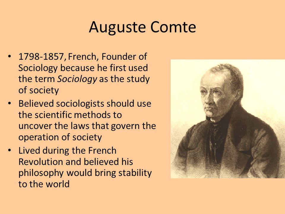 Comte Cont.