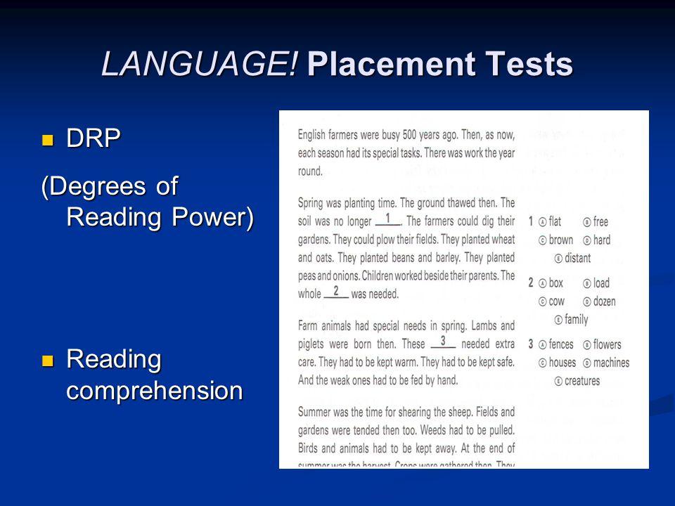 LANGUAGE.
