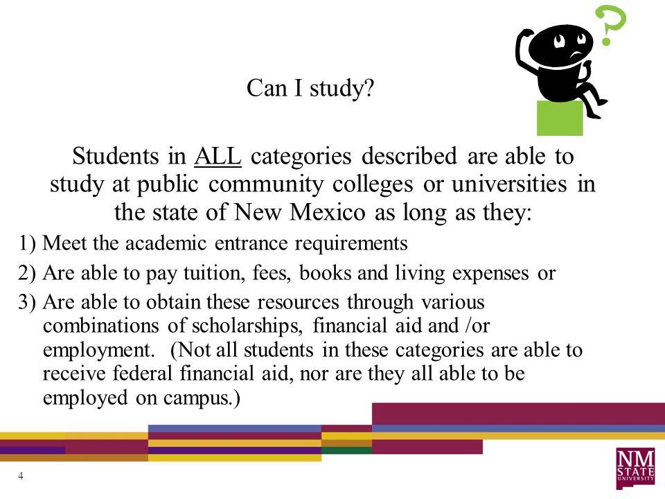 Can I study.