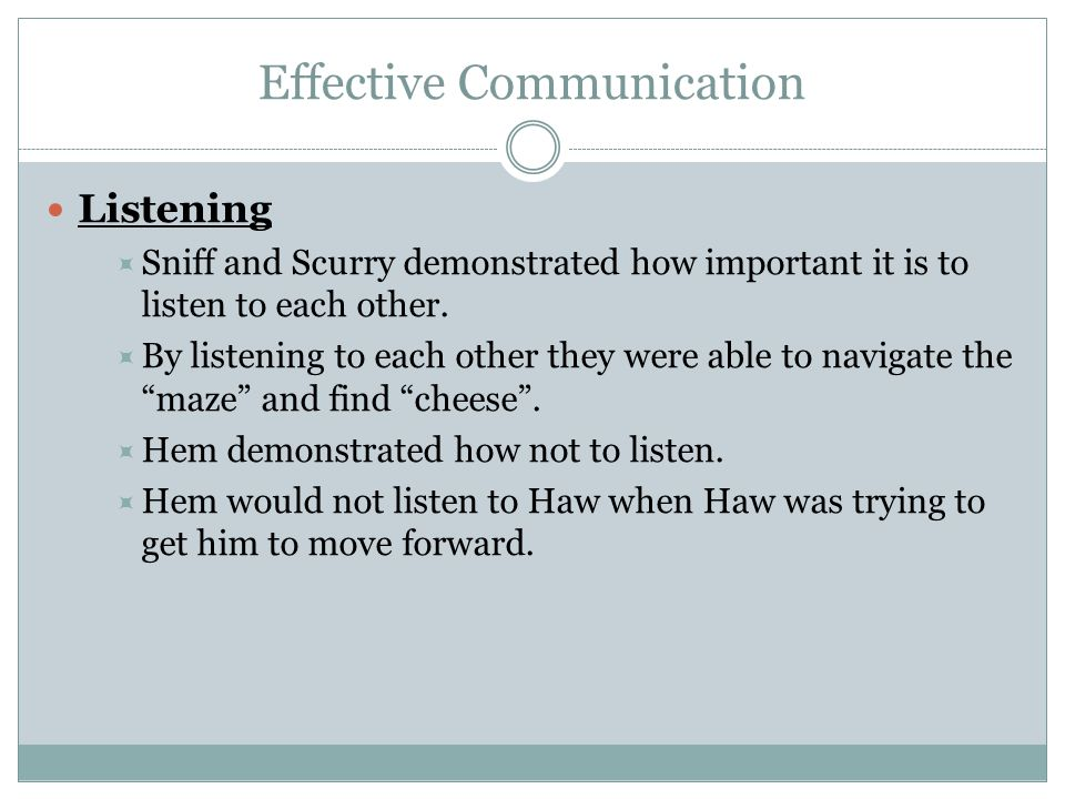 Effective Communication Motivate  Haw used motivational quotes to communicate with not only others but himself.