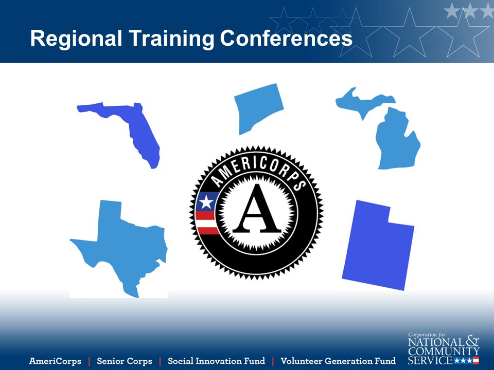 Regional Training Conferences
