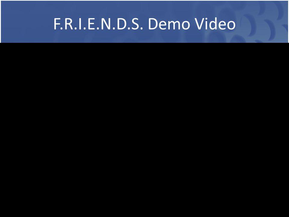 DEMO CS 344: Pushpak Bhattacharyya F.R.I.E.N.D.S. Demo Video