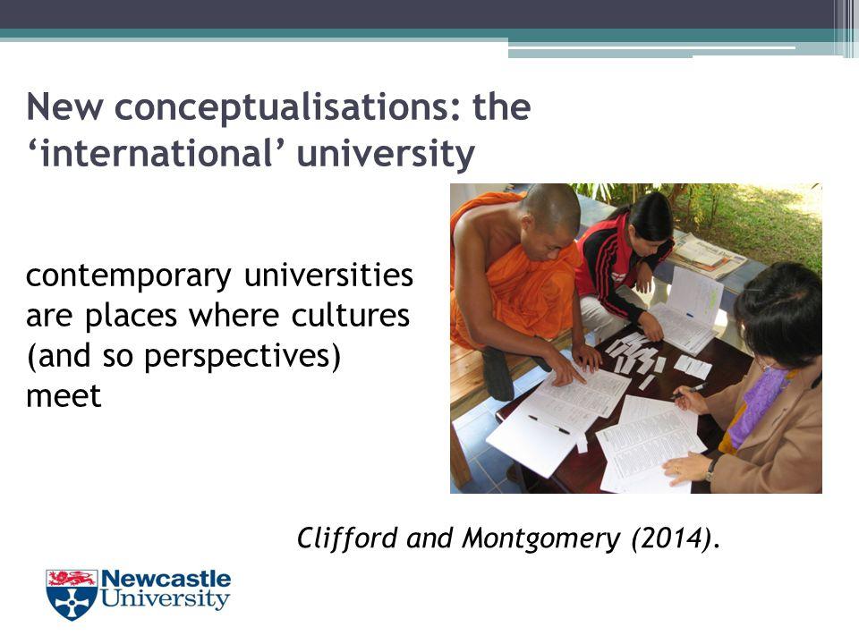 references Brandenburg, U.and de Wit, H. (2011) The end of internationalisation.