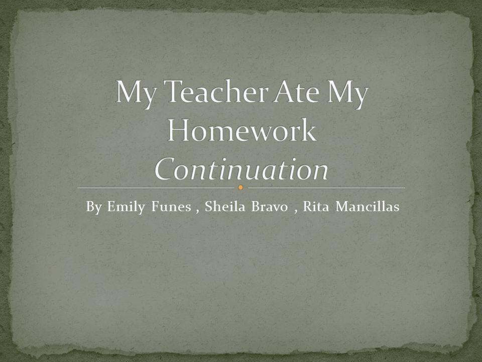 By Emily Funes, Sheila Bravo, Rita Mancillas
