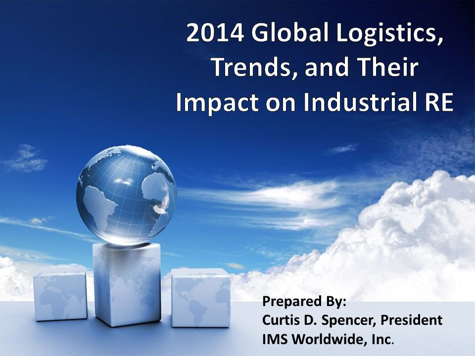 Agenda  How Trade Impacts Real Estate  Manufacturing Trends  Logistics and Transportation Trends  Panama Canal Update  Shifts in E-commerce Fulfillment Centers  Impact on Industrial Real Estate www.imsw.com Foreign Trade Zone, Logistics and Supply Chain Consulting