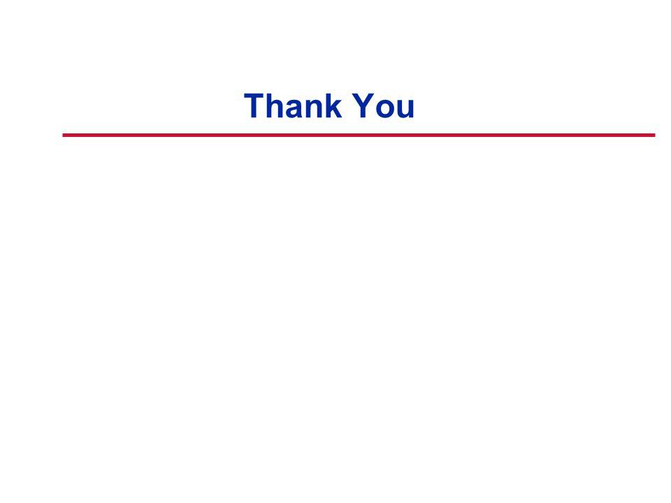 © American Standard Inc. Thank You