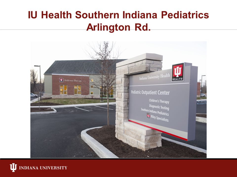 IU Health Southern Indiana Pediatrics Arlington Rd.