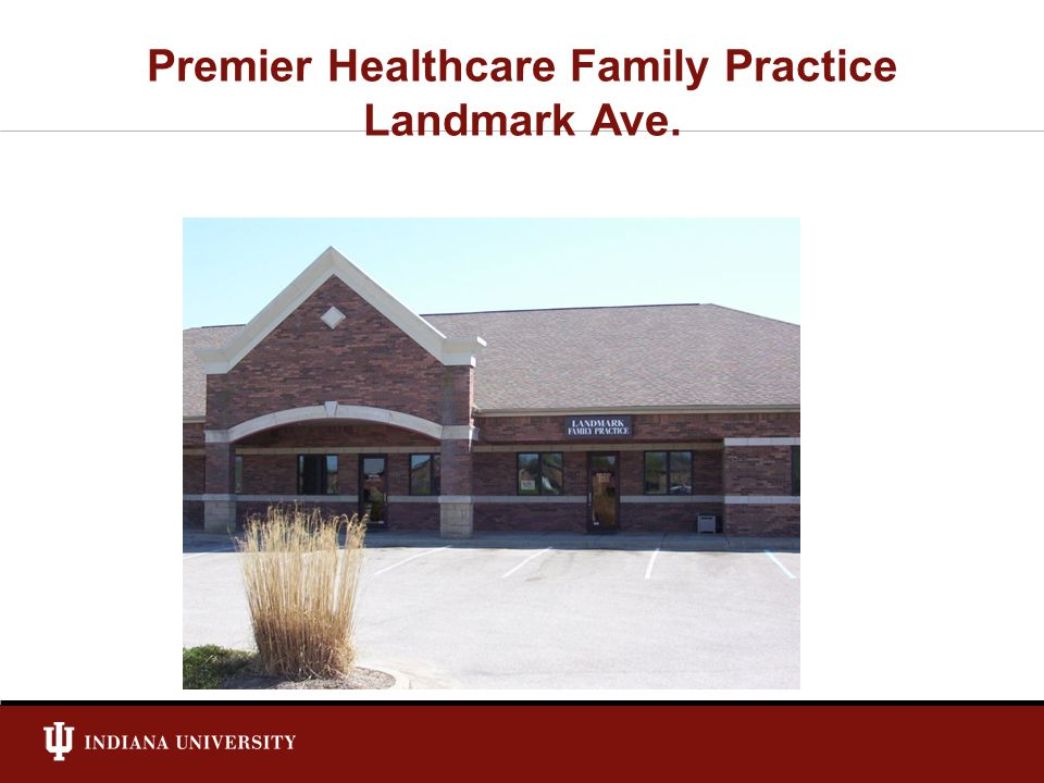 Premier Healthcare Family Practice Landmark Ave.