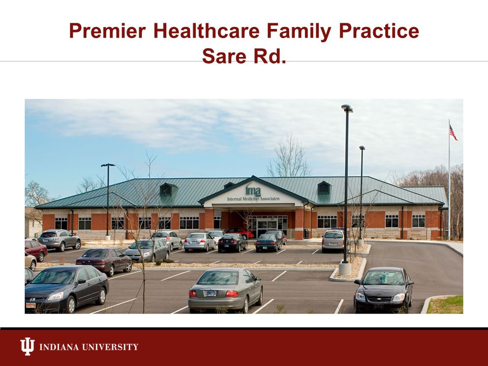 Premier Healthcare Family Practice Sare Rd.