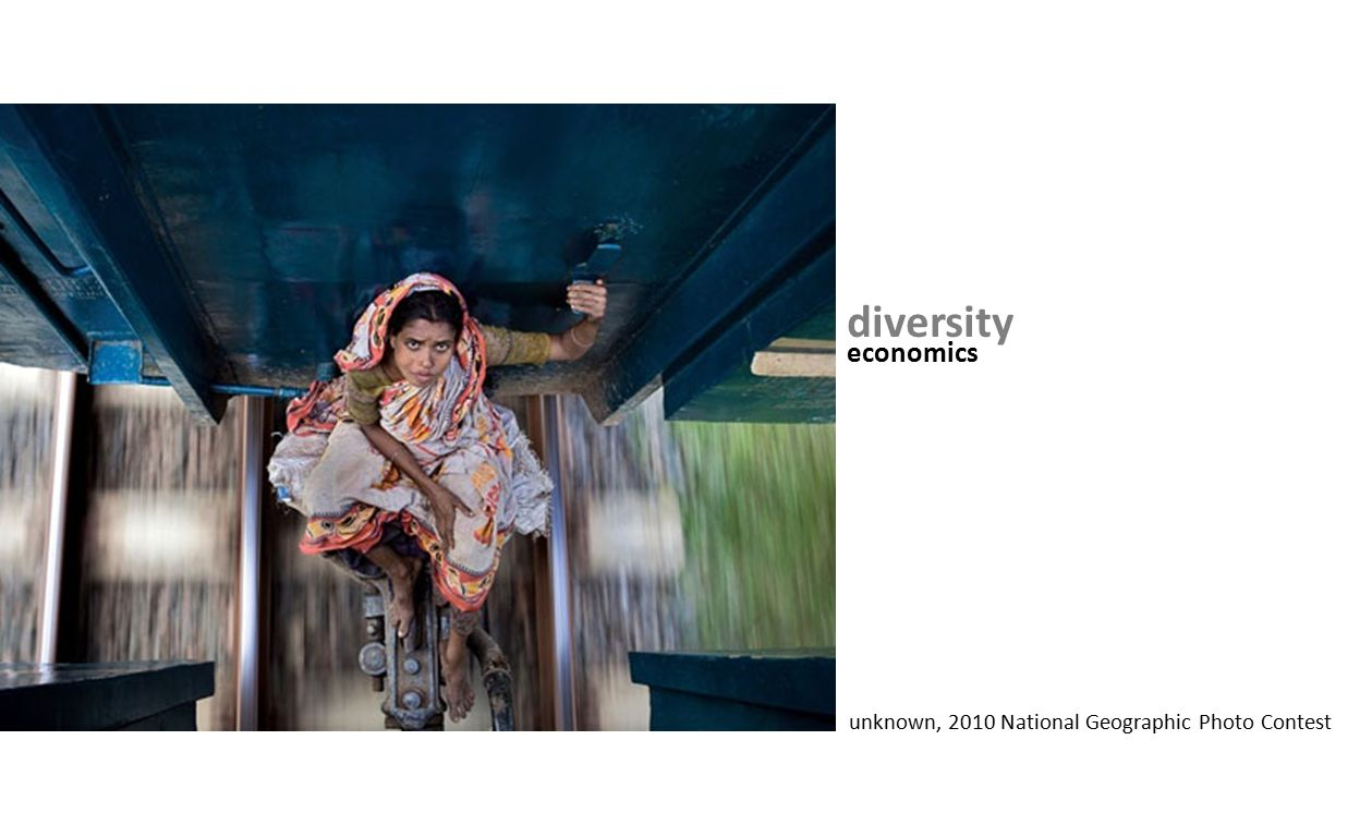 diversity economics unknown, 2010 National Geographic Photo Contest