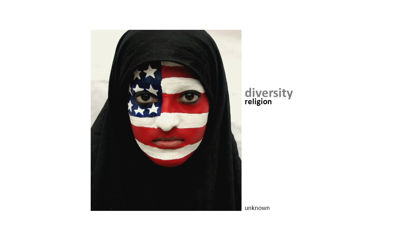 diversity religion unknown