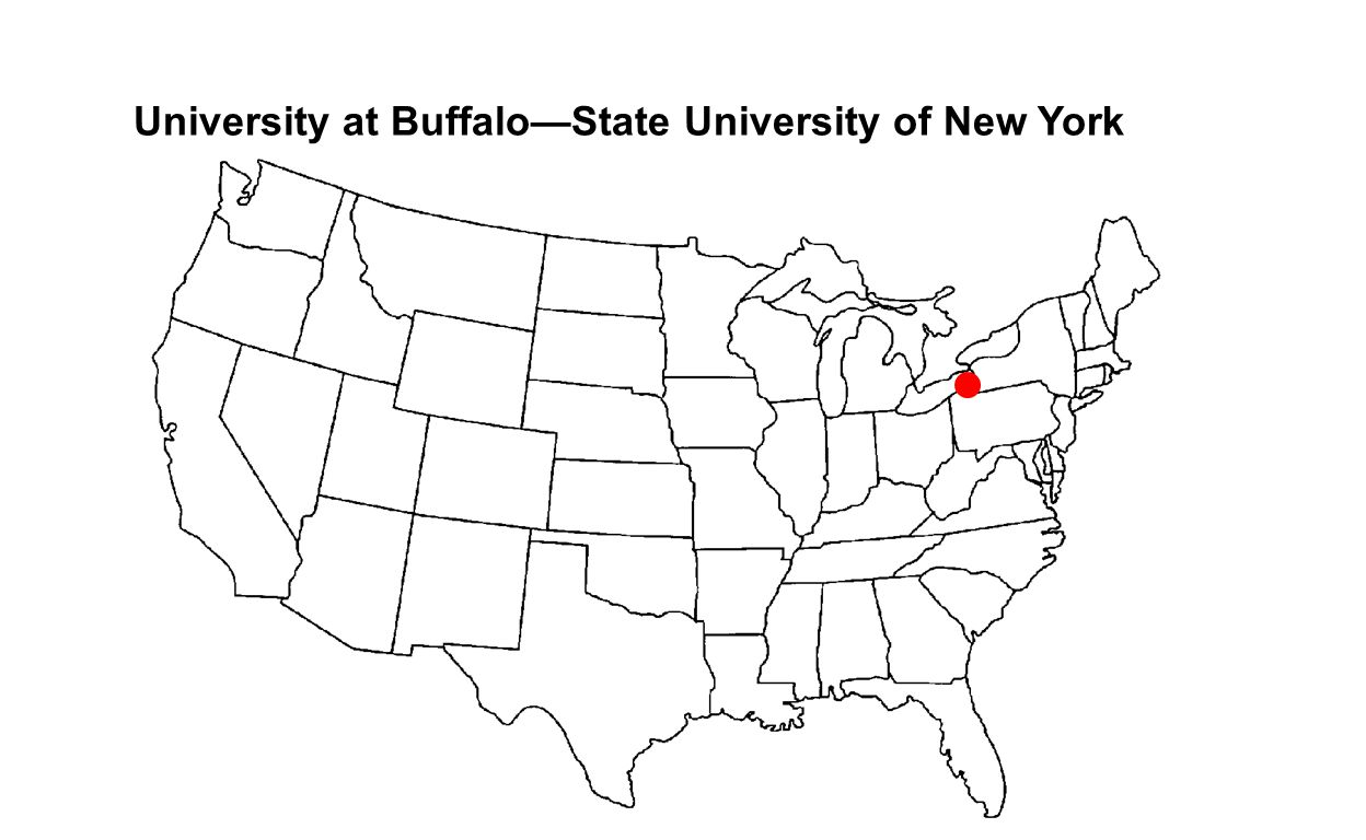 University at Buffalo—State University of New York