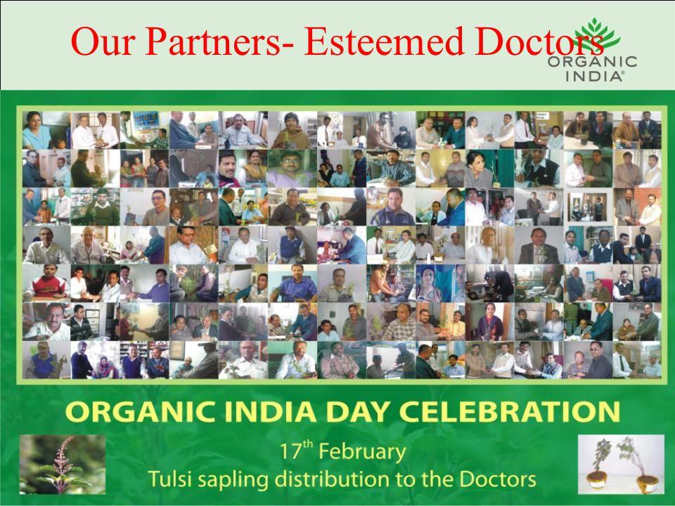 Our Partners- Esteemed Doctors