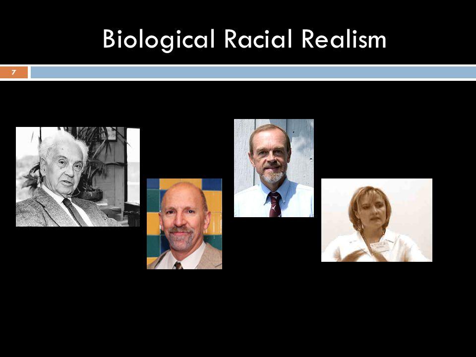Biological Racial Realism 7