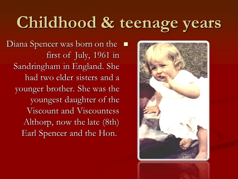 The tragic death of Diana, Princess of Wales occurred on Sunday, August 31, 1997 following a car accident in Paris, France.