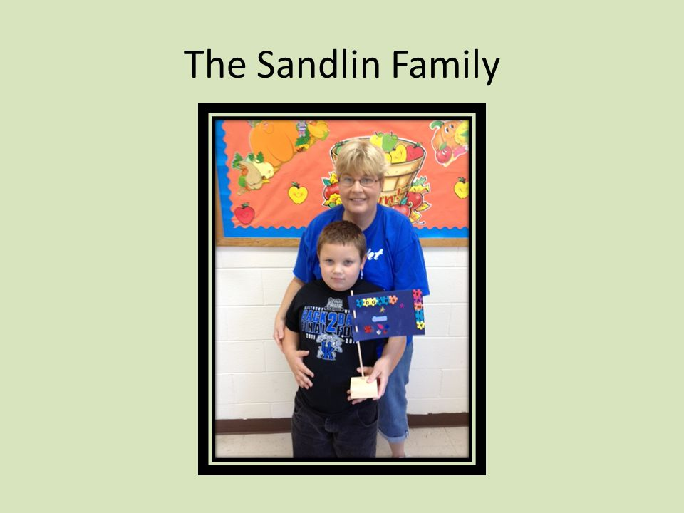 The Sandlin Family