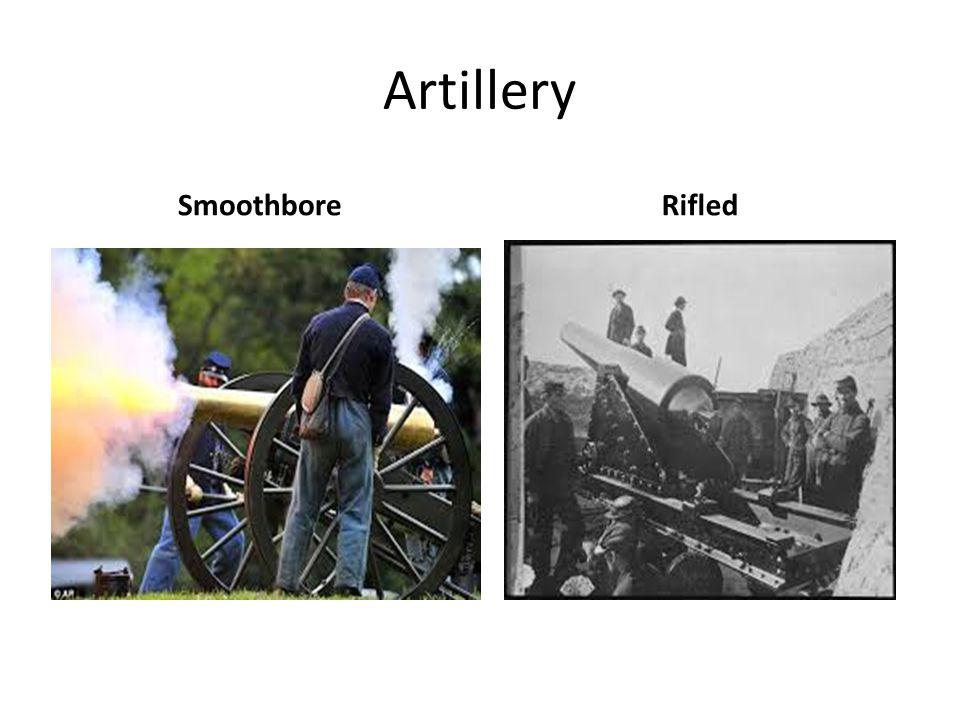 Artillery SmoothboreRifled