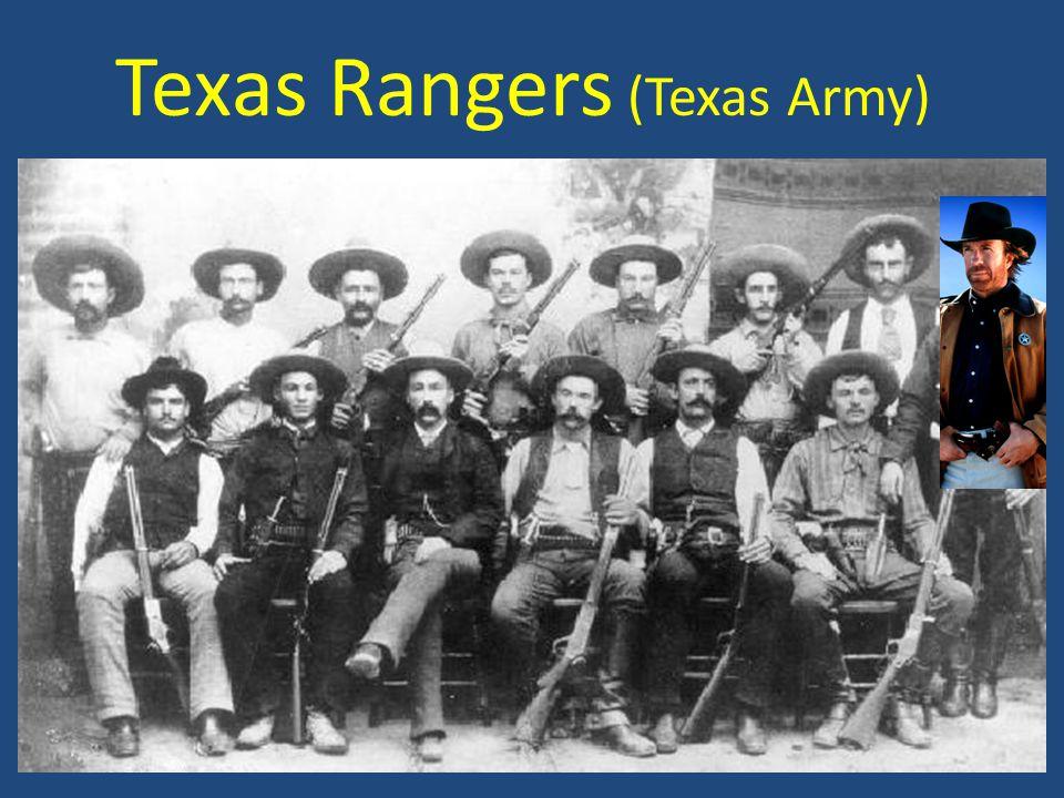 Texas Rangers (Texas Army)
