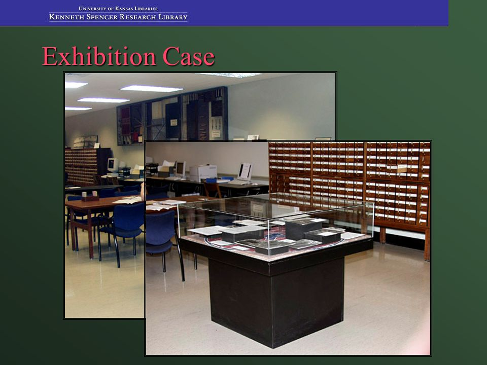 Exhibition Case