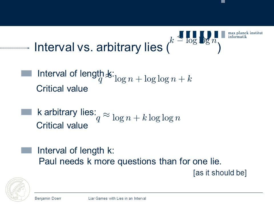 Interval vs.