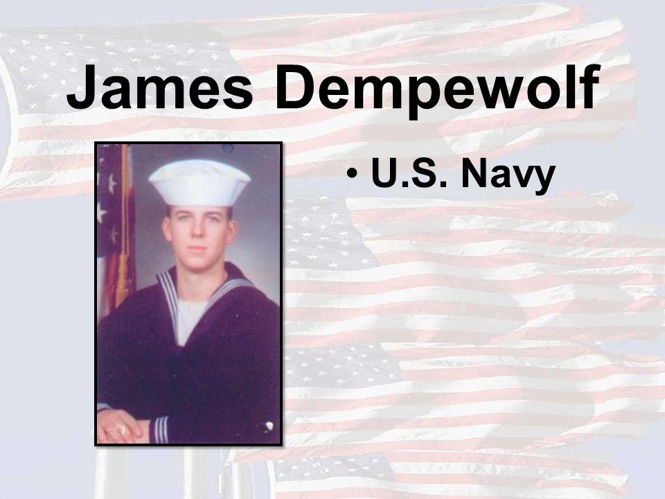 James Dempewolf U.S. Navy