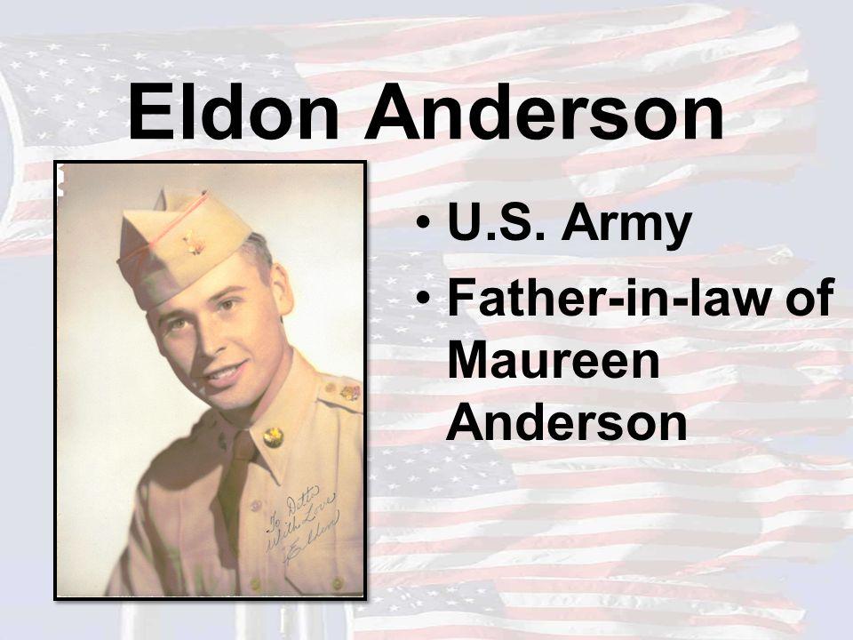 Vernon Diederich U.S. Navy