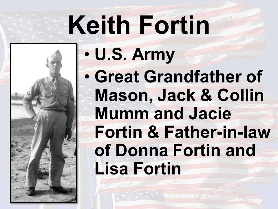 Keith Fortin U.S.