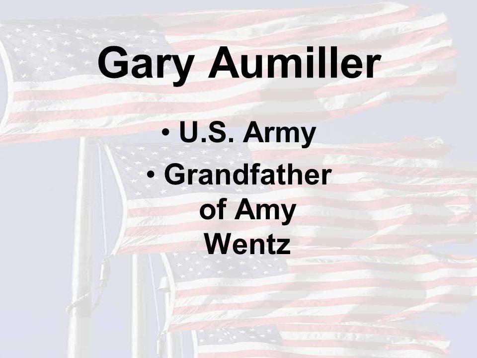 Francisco Cisco Estrada U.S. Army Uncle of Samaria Vilar