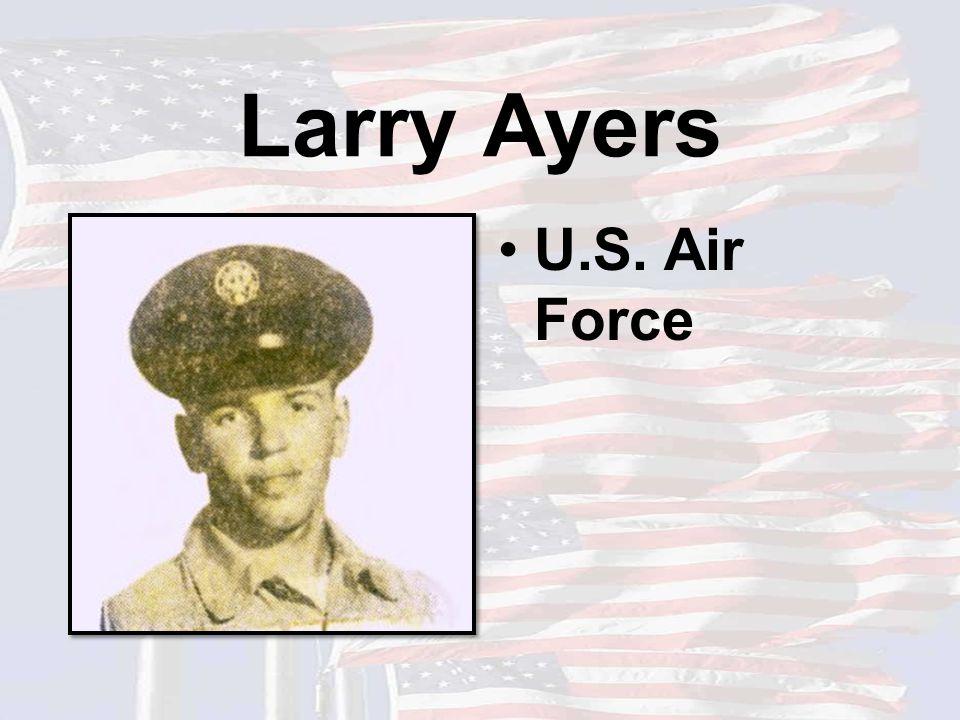 Jerald D. Leitner U.S. Army