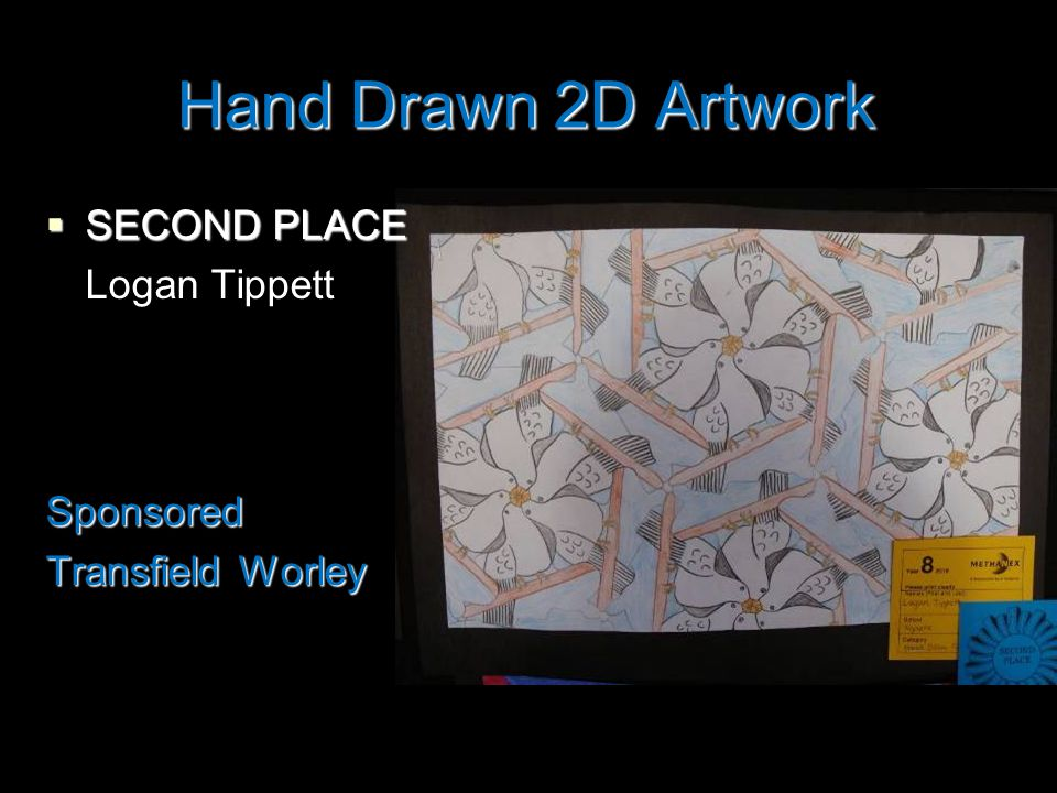 Hand Drawn 2D Artwork  SECOND PLACE Logan TippettSponsored Transfield Worley