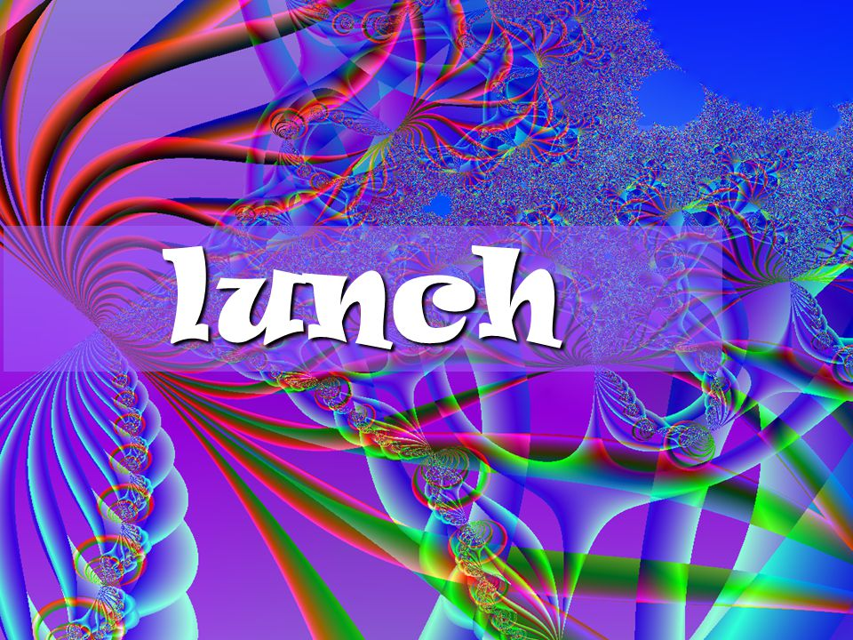 12 lunch