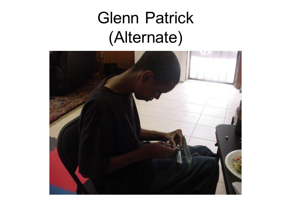 Glenn Patrick (Alternate)