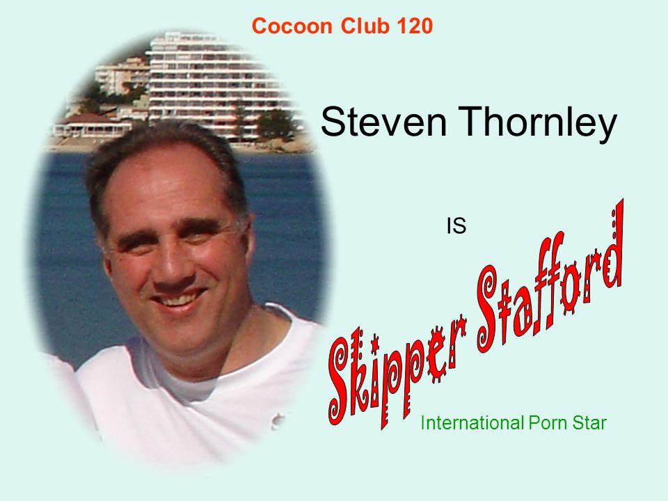 Steven Thornley International Porn Star IS Cocoon Club 120