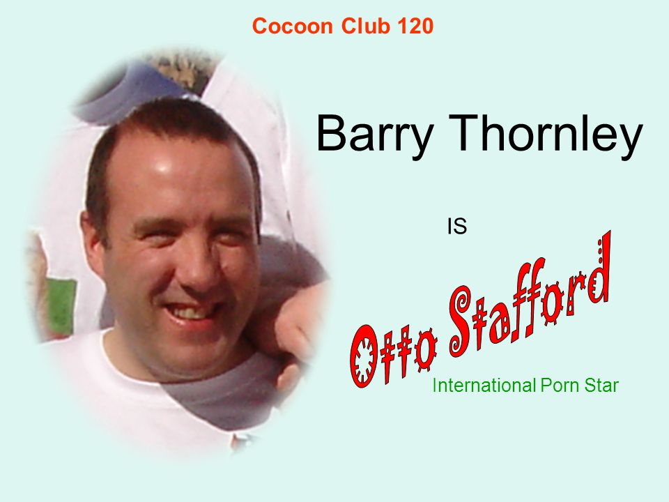 Mark Jamieson International Porn Star IS Cocoon Club 120