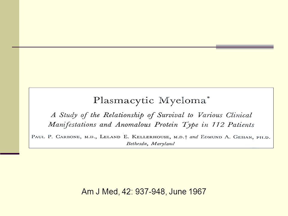 Am J Med, 42: 937-948, June 1967