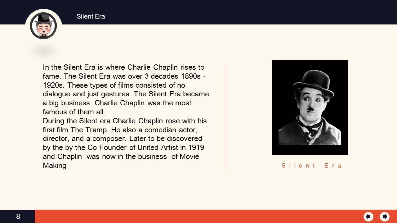 口令: BBS1113 Charlie Chaplin after the Roaring 20 s 9 When the end of the Roaring 20 Charlie Chaplin started on other movies, Life of a dog, The Great Dictator, The kid and many other movies.