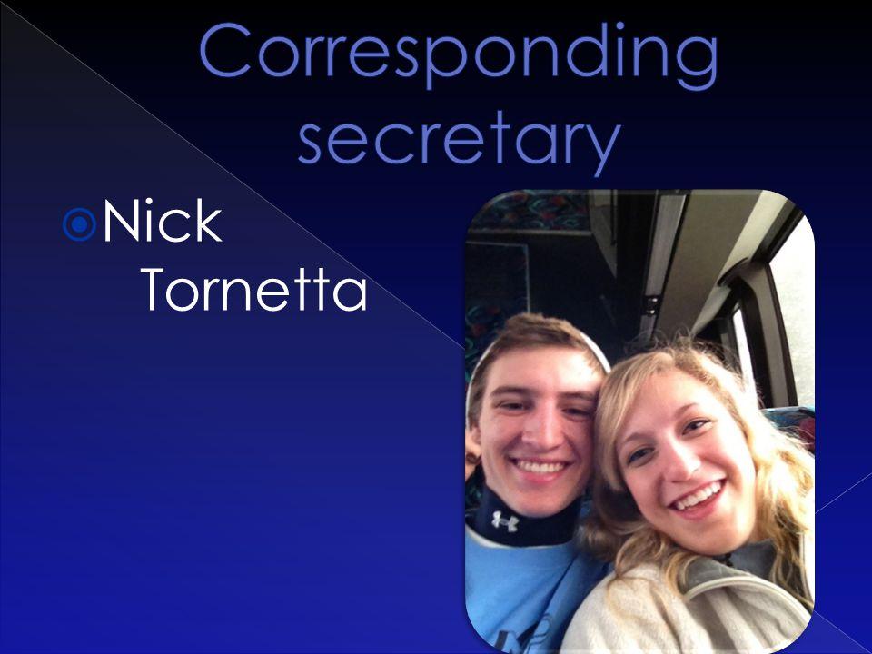  Nick Tornetta