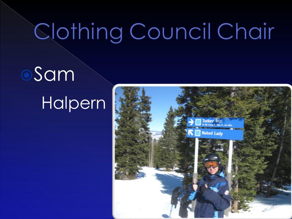  Sam Halpern